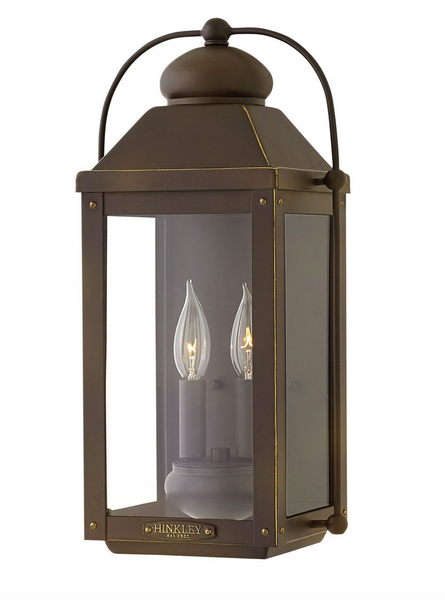 Outdoor Anchorage Wall Lantern 1850, 1854, 1855, 1858