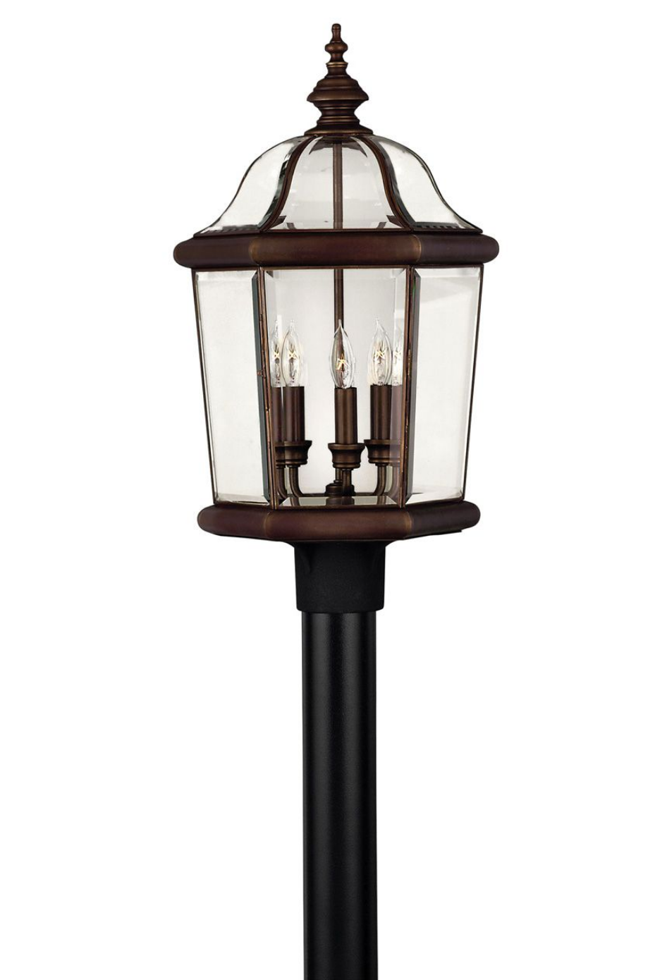 Outdoor Augusta Post Lantern 2451