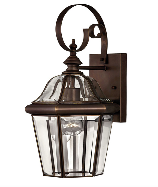 Outdoor Augusta Wall Lantern 2450, 2454, 2456