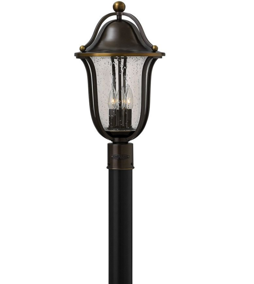Outdoor Bolla Post Lantern 2641