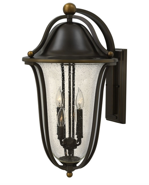 Outdoor Bolla Wall Lantern 2640, 2644, 2645, 2649