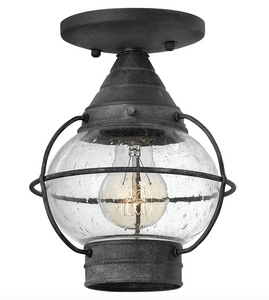 Outdoor Cape Cod Flush Mount 2203