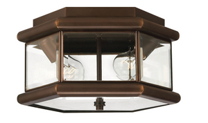 Outdoor Clifton Park Flush Mount 2429