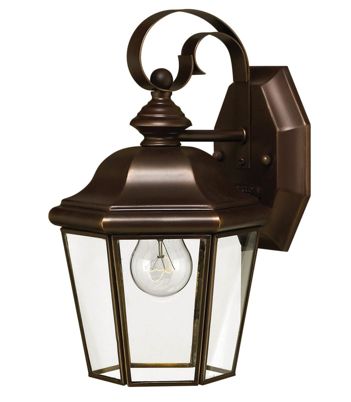 Outdoor Clifton Park Wall Lantern 2420, 2423, 2424