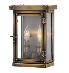 Outdoor Hamilton Wall Lantern 2000, 2004, 2005