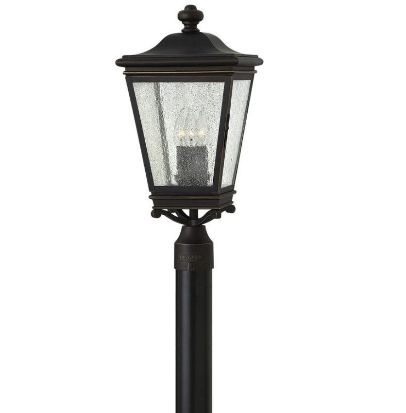 Outdoor Lincoln Post Lantern 2461
