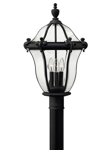 Outdoor San Clemente Post Lantern 2441