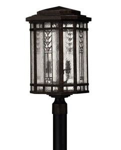 Outdoor Tahoe Post Lantern 2241