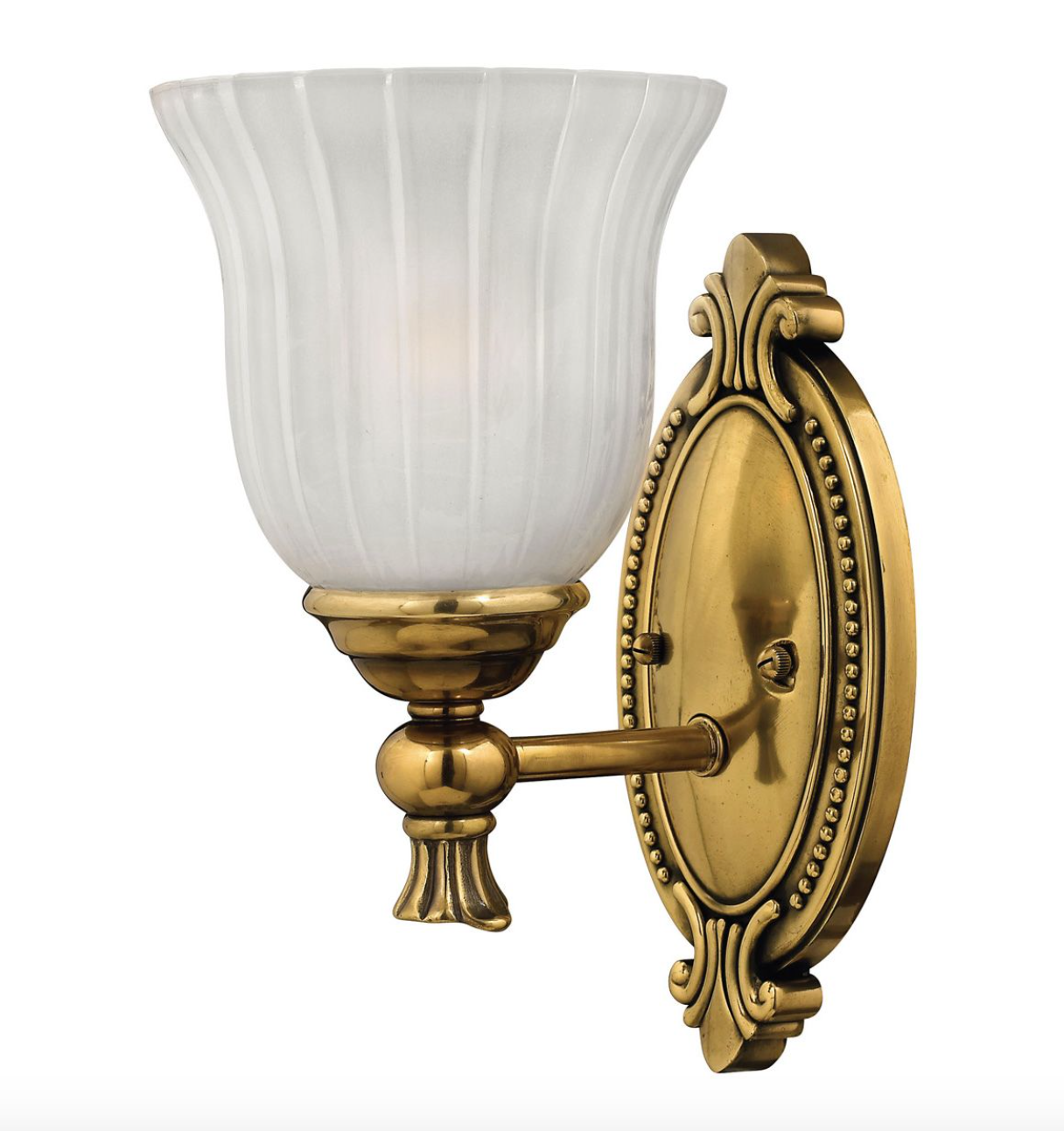 Francoise Bath Single Light Wall Sconce 5580