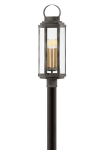 Outdoor Danbury Post Lantern 2537