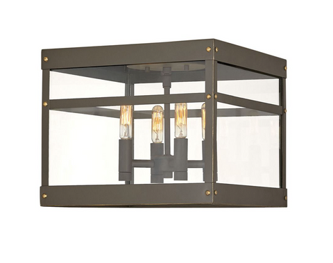Outdoor Porter Flush Mount 2803