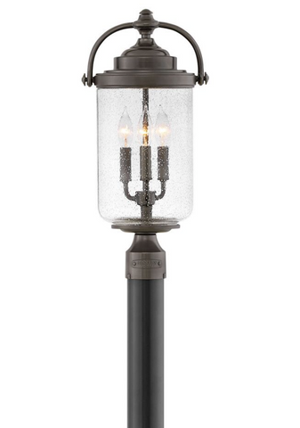 Outdoor Willoughby Post Lantern 2757