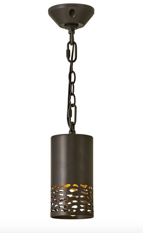 Outdoor Calder LED Twinkle Pendant Light 1512