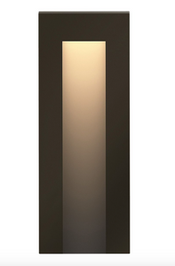 Taper Tall and Vertical Deck Sconce 1551