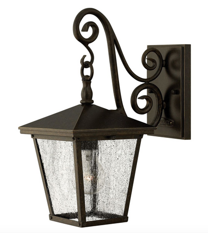Outdoor Trellis Wall Lantern 1430, 1434, 1435, 1438