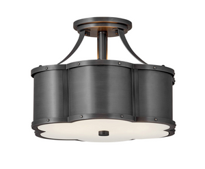 Chance Semi-Flush Mount 4443