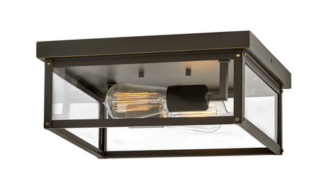 Beckham Medium Flush Mount 12193