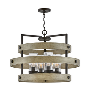 Riverwood Outdoor Medium Single Tier Pendant 20034