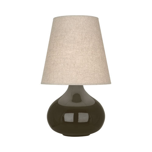 June Accent Table Lamp w/ Buff Linen Shade