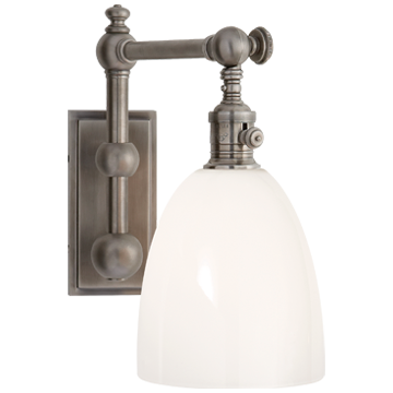 E.F. Chapman Pimlico Single Sconce CHD2153 OPEN BOX