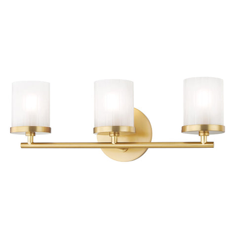 Ryan Bath Three Light Wall Sconce H239303