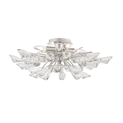 Tulip Semi-Flush Mount 7223