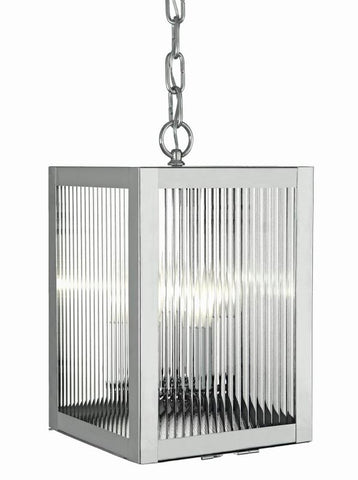 BROOKLYN14 Hanging Outdoor Lantern OPEN BOX
