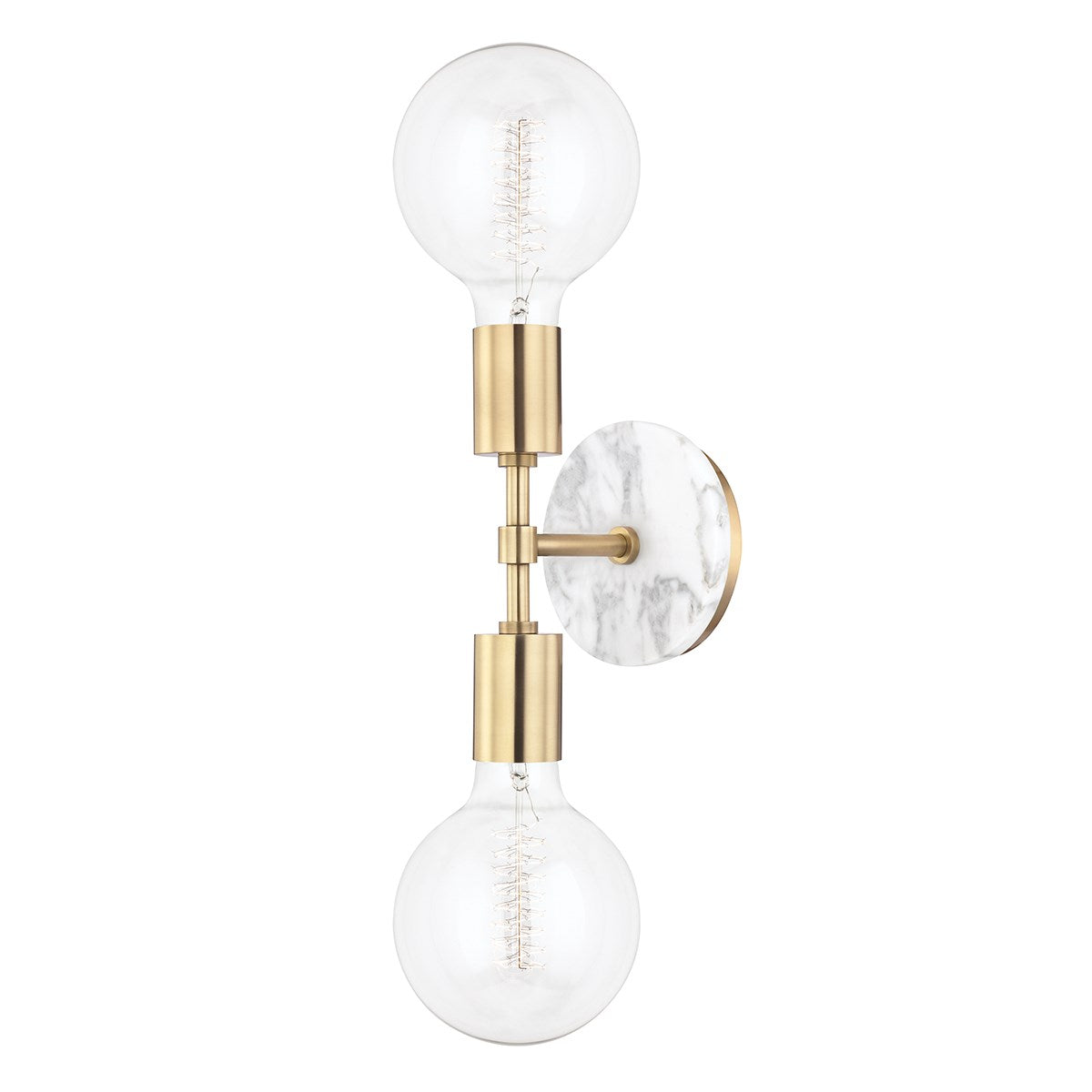 Chloe Two Light Wall Sconce H110102