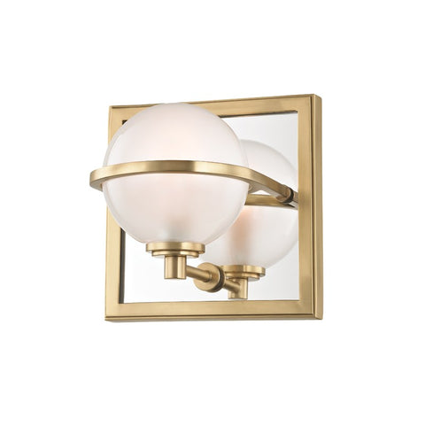 Axiom Single Bath Wall Sconce 6441