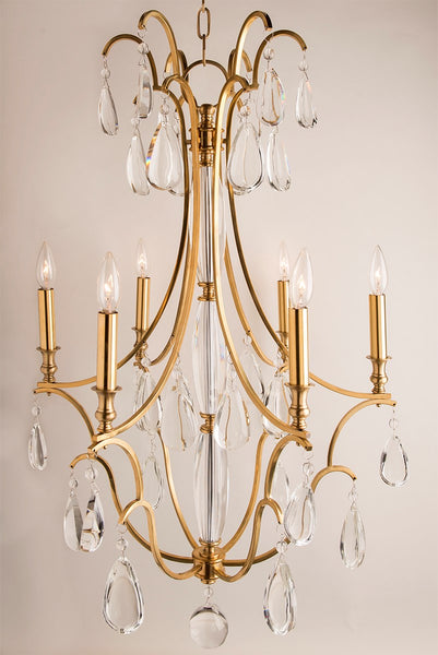 Crawford Chandelier 9324, 9329