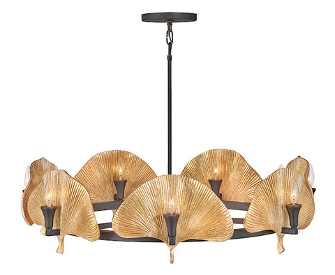 Cera Single Tier Chandelier FR33605, FR33608