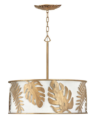 Botanica Drum Chandelier FR35105