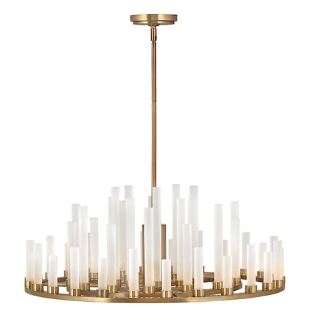 Trinity Single Tier Chandelier FR46106