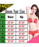 Lelinta Ultra  Firm Control Shaping Butt Lifter  Panties Body  Shaper Low Waist  Seamless