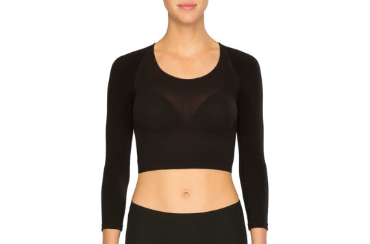 Spanx Brandywine Arm Tights Layering Top