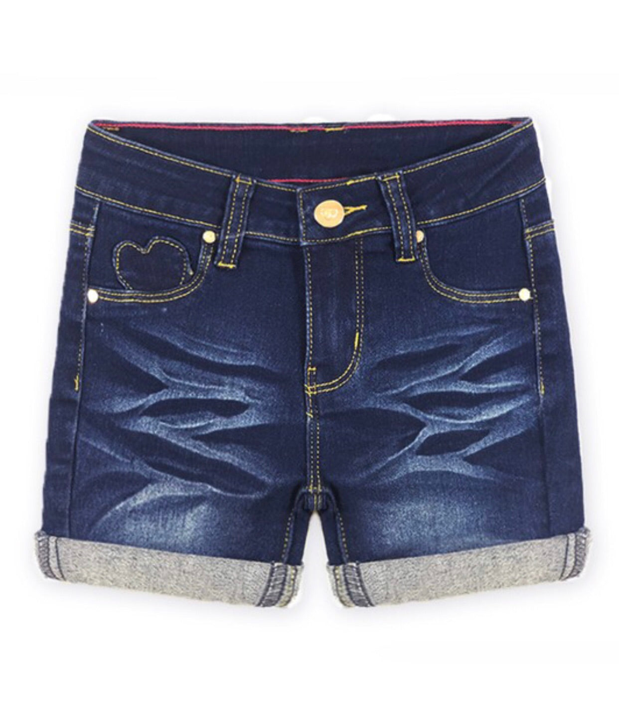Zuri Denim Shorts