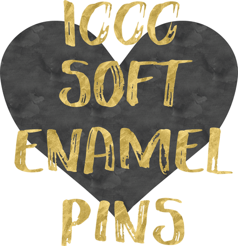 1000 Soft Enamel Pins
