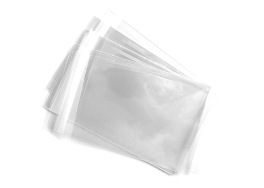 Patch Cellophane Bags