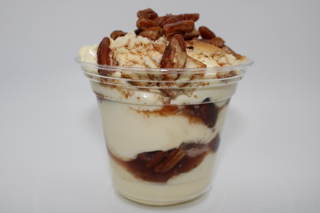 Southern Pecan Pudding Cups
