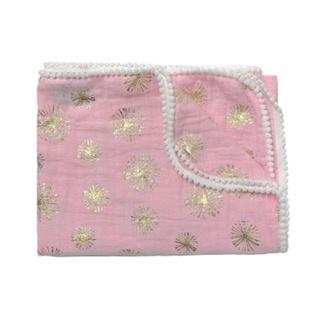 Pinkalicious Summer Blanket / Swaddle