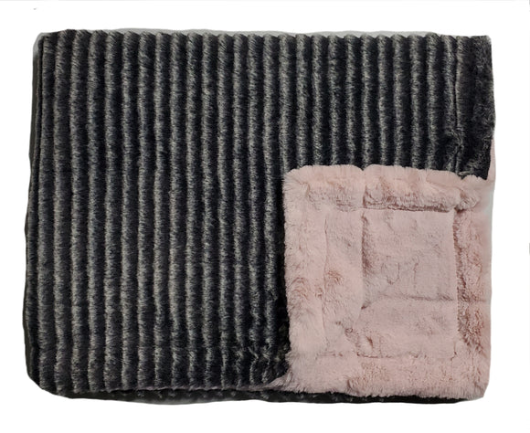 NEW! Marshmallows Blush Minky Blanket