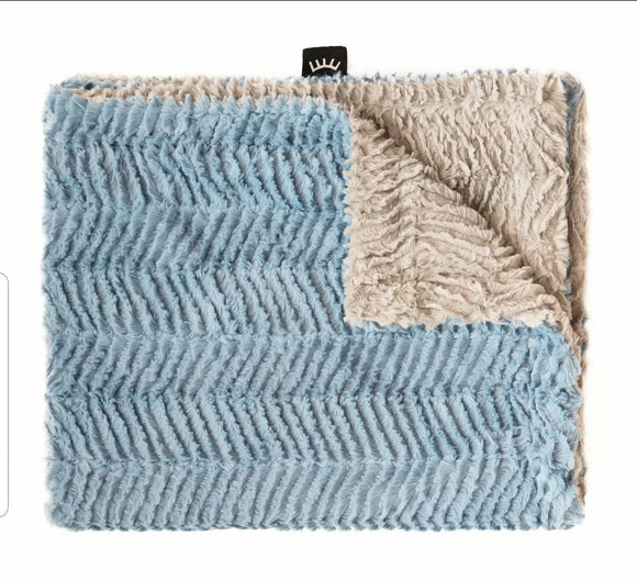 NEW! Ziggy Sky Minky Blanket