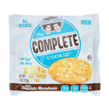 Lenny And Larry's The Complete Cookie - White Chocolate Macadamia - 4 Oz - Case Of 12