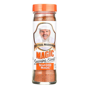 Magic Seasonings Chef Paul Prudhommes Magic Seasoning Blends - Seafood Magic - 2 Oz - Case Of 6