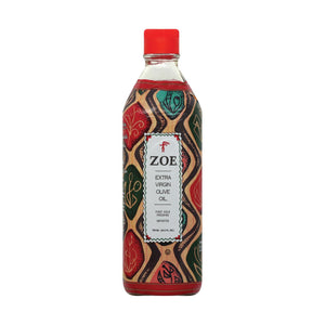 Zoe - Cold Pressed Olive Oil - Case Of 6 - 25.5 Fl Oz.