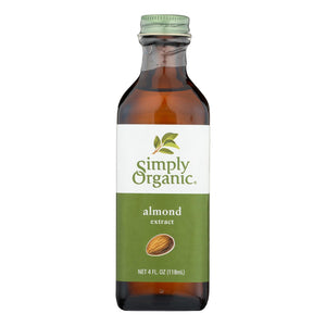 Simply Organic Almond Extract - Organic - 4 Oz