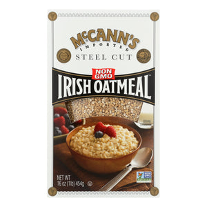 Mccann's Irish Oatmeal Irish Oatmeal Box - Case Of 12 - 16 Oz.