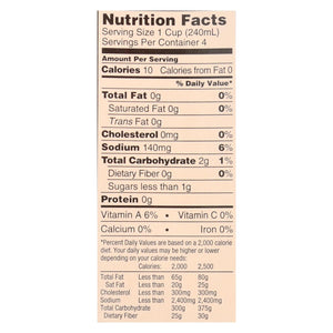 Imagine Foods Free Range Chicken Broth - Low Sodium - Case Of 12 - 32 Fl Oz.