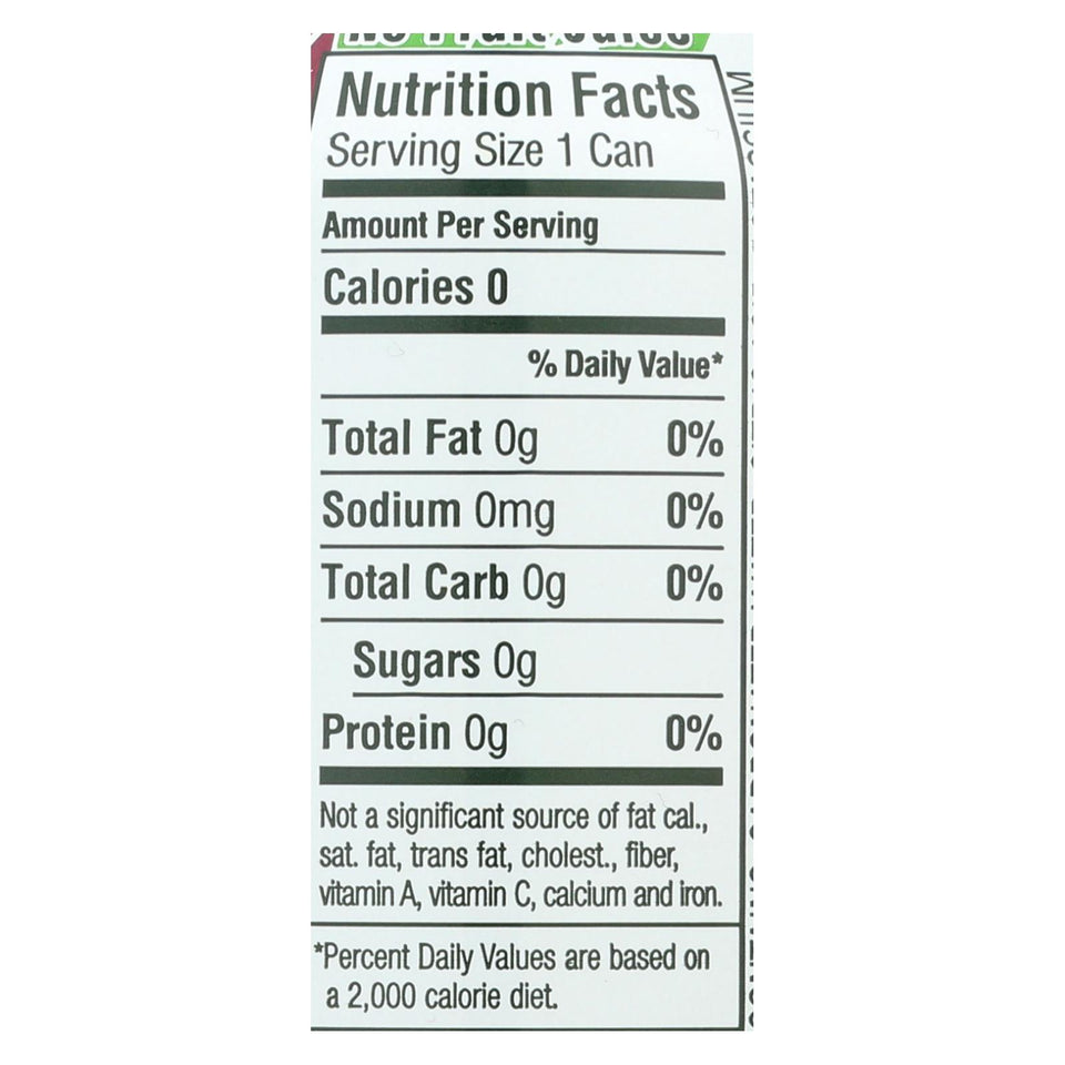 Hansen's Beverages Soda - Sugar Free - Case Of 4 - 12 Fl Oz.