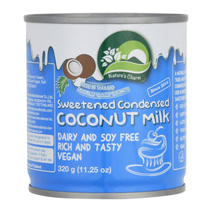 Nature's Charm Sweetened Condensed Coconut Milk - Case Of 6 - 11.25 Fl Oz.